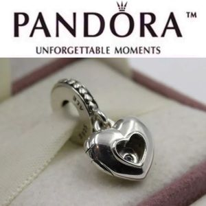 792092D Retired Pandora 2017 Club Charm
